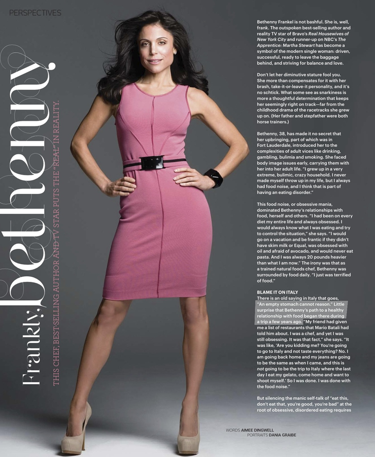 Bethenny Frankel / Perspectives