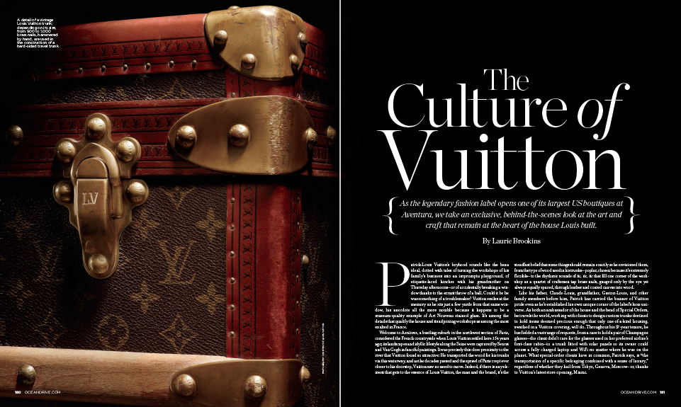 Culture of Vuitton - Feature Story