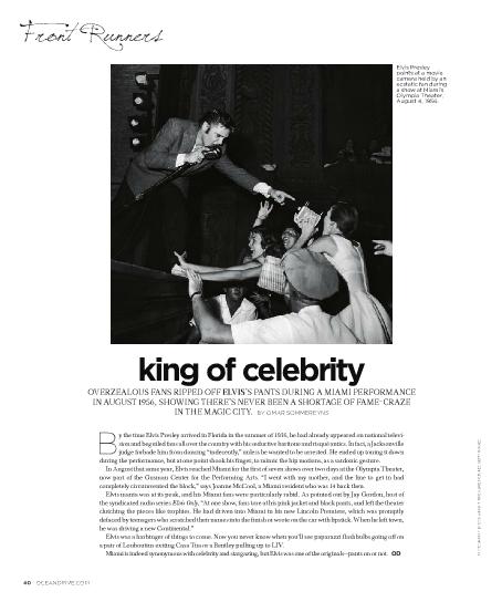 Elvis - King of Celebrity